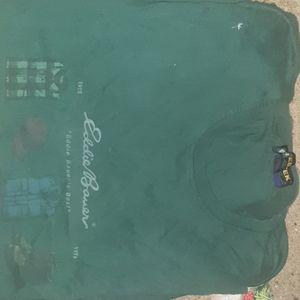 Mens Eddie bauer's shirt